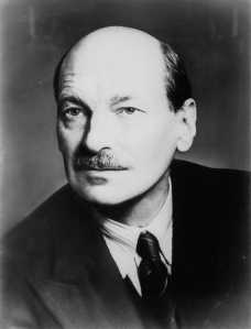 Clement Atlee PM