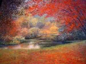 'Autumn Leaves' by Tim Simboli