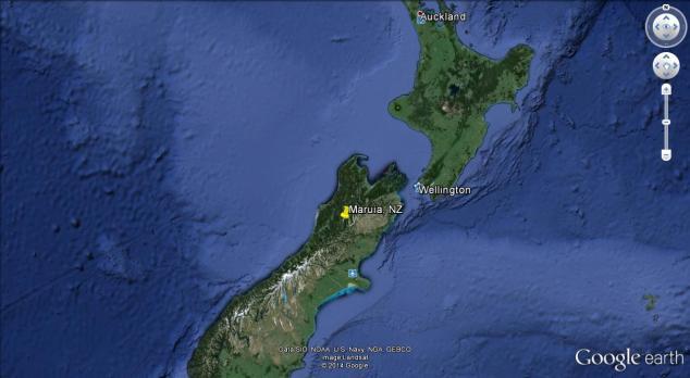 Maruia NZ